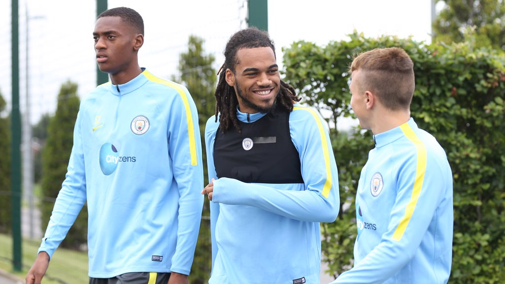 THREE IF THE MAGIC NUMBER: Tosin, Denayer and Angelino head into training