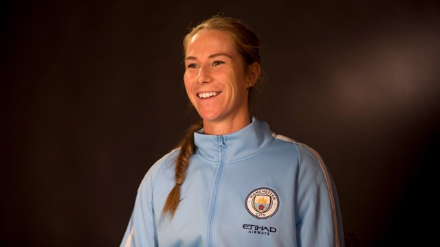SHE'S A KEEPER: Karen Bardsley sits down for an interview with CityTV