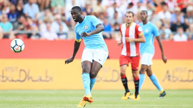 HIGHLIGHTS: Watch action from City's 1-0 defeat to Girona in Catalonia.