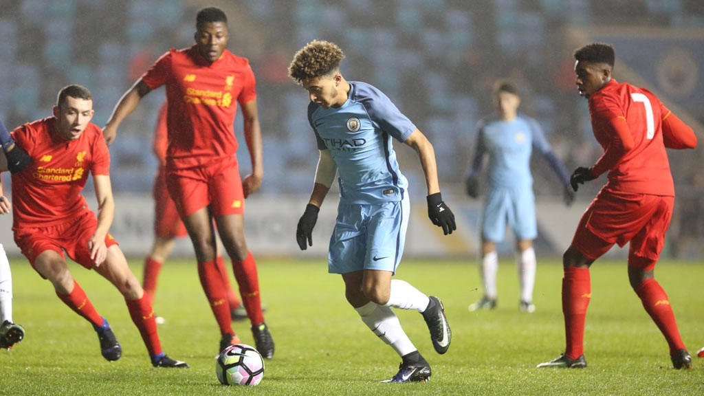 Image result for sancho vs liverpool