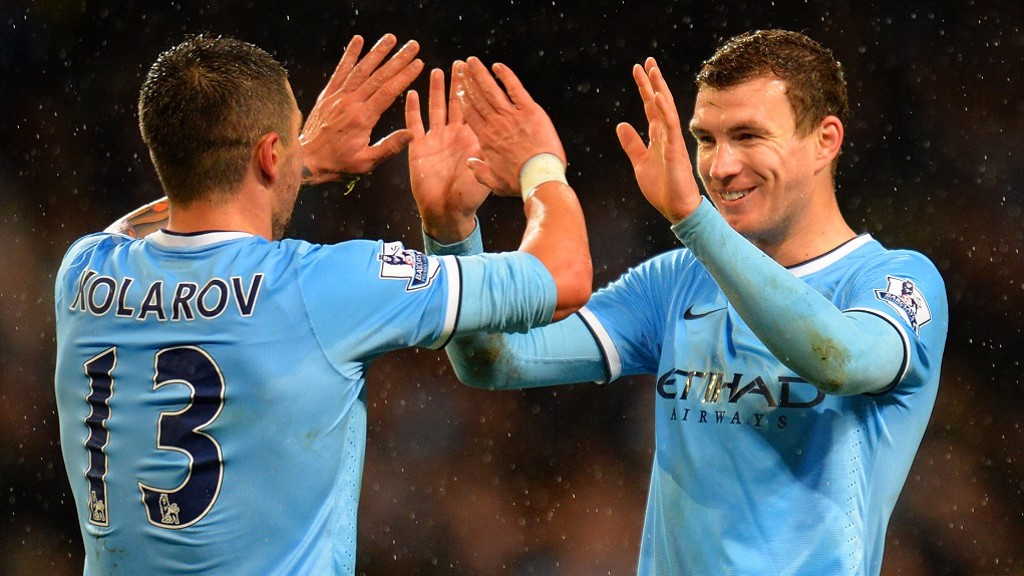 ONCE A BLUE... Aleks and Edin